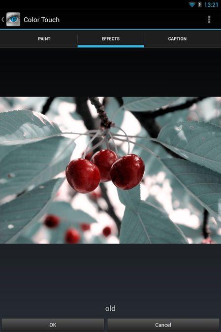 Скачать Color Touch Effects на Андроид screen 1