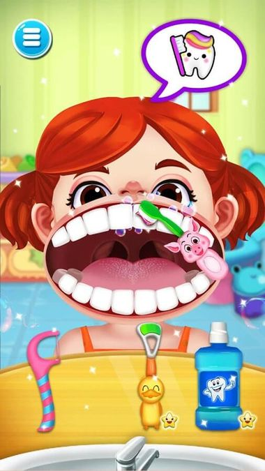 Скачать Дантист больница — crazy dentist game на Андроид screen 2