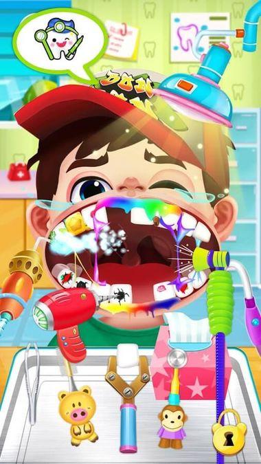 Скачать Дантист больница — crazy dentist game на Андроид screen 4