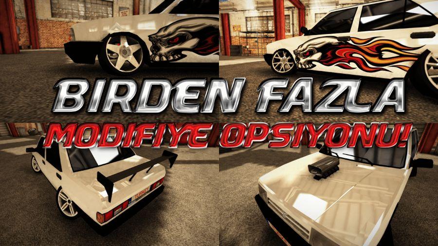 Скачать Şahin Drift ve Modifiye 3D v2 на Андроид screen 2