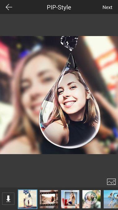 Скачать PIP Camera на Андроид — Последняя версия screen 2