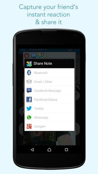 Скачать SelfieCheckr Secure Messenger на Андроид screen 2