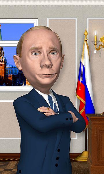 Скачать Путин: 2018 на Андроид screen 3