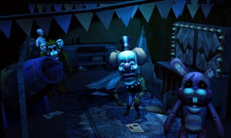 Скачать Призрак цирка 3D на Андроид — Мод (Много Денег) screen 4