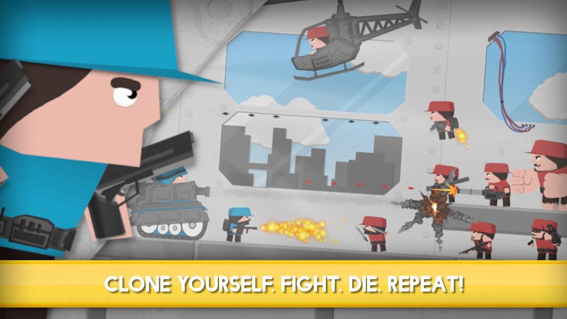 Скачать Clone Armies на Андроид — Мод (Много денег) screen 4