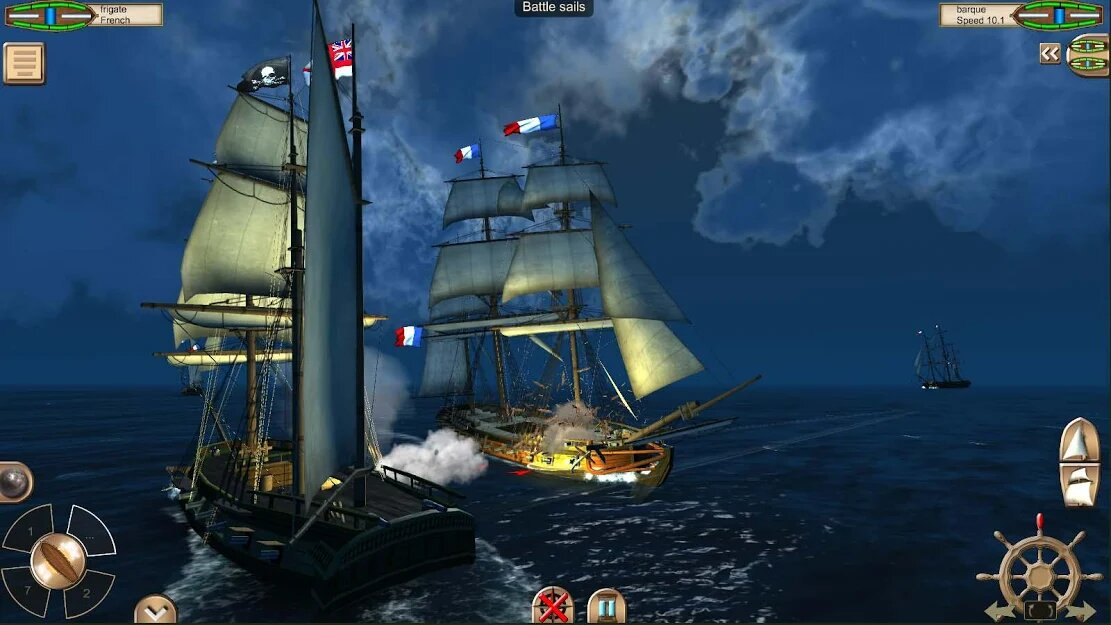 Скачать The Pirate: Caribbean Hunt на Андроид — Мод (Много денег) screen 3