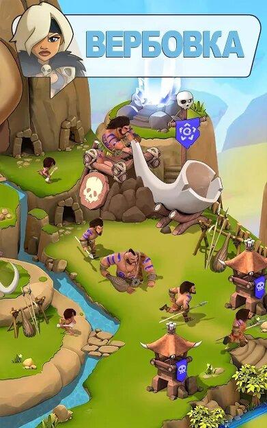 Скачать Brutal Age: Horde Invasion на Андроид screen 3