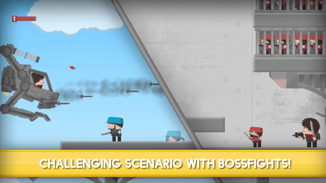 Скачать Clone Armies на Андроид — Мод (Много денег) screen 1