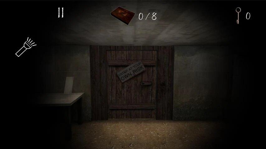Скачать Slendrina: The Cellar 2 на Андроид — Мод (Полный доступ) screen 3
