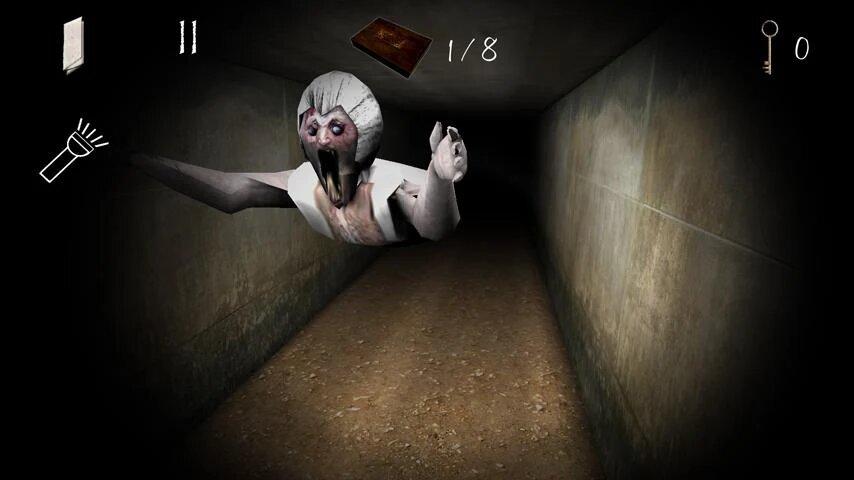 Скачать Slendrina: The Cellar 2 на Андроид — Мод (Полный доступ) screen 2