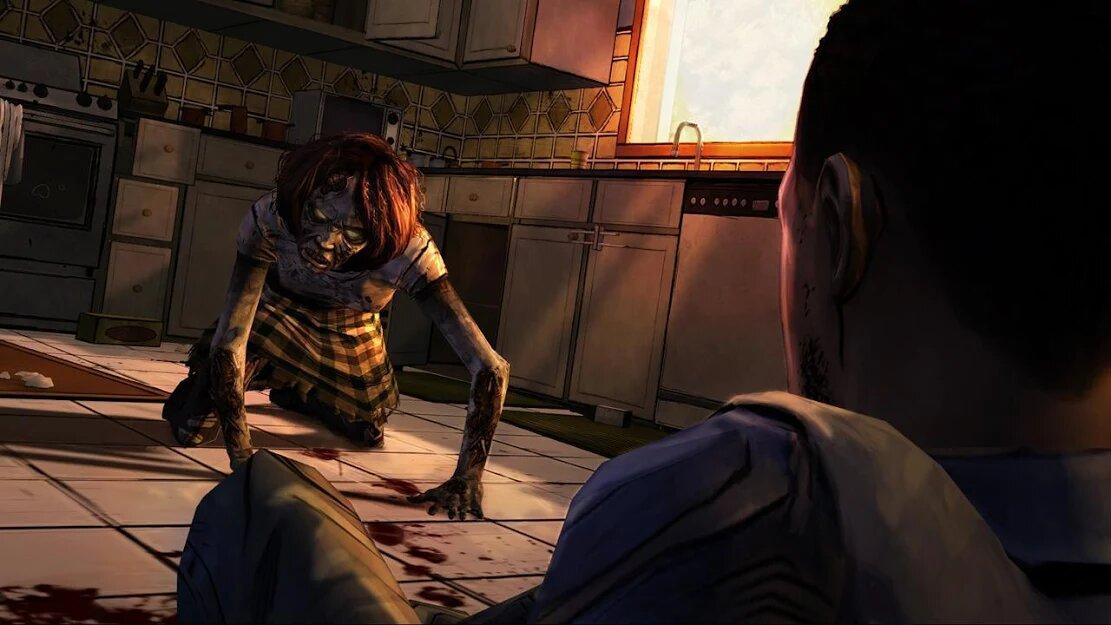 Скачать The Walking Dead: Season One на Андроид — Мод (Полный доступ) screen 4
