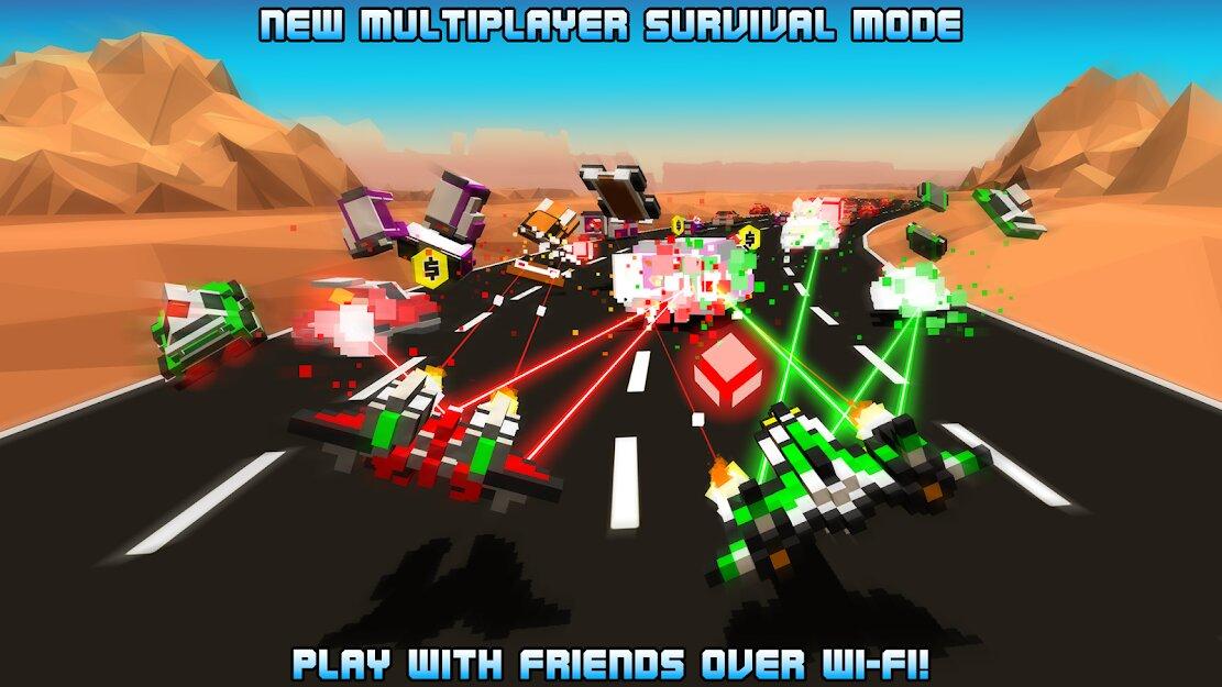 Скачать Hovercraft: истребитель на Андроид — Мод (Много денег) screen 4