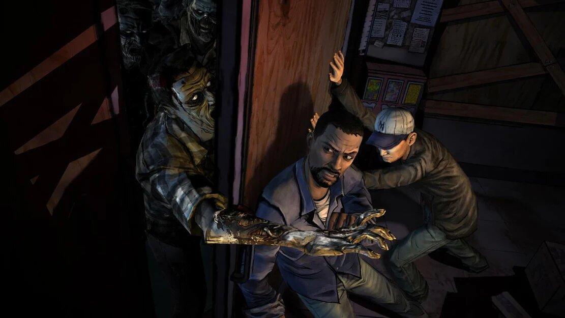 Скачать The Walking Dead: Season One на Андроид — Мод (Полный доступ) screen 3