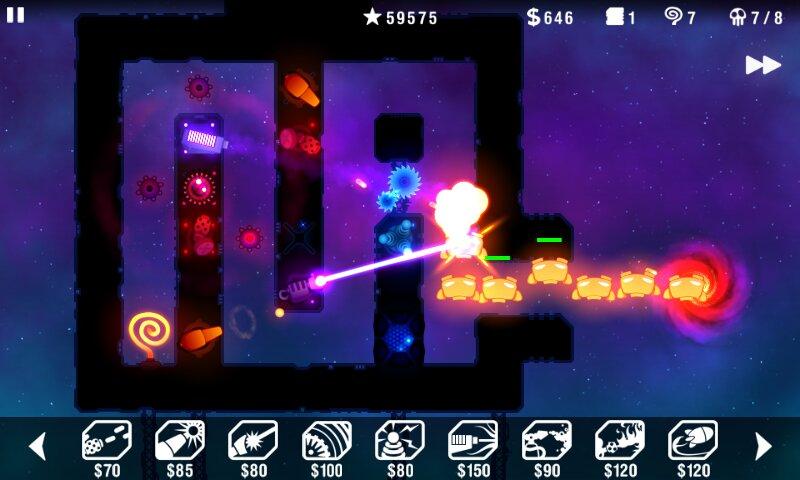 Скачать Radiant Defense на Андроид — Мод (Полный доступ) screen 3